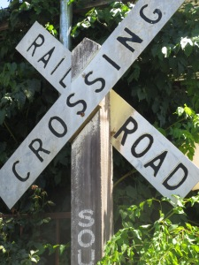 rail road cross