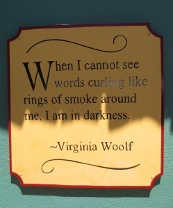 virg woolf quote